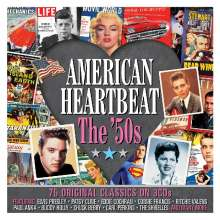 American Heartbeat: The '50s, 3 CDs