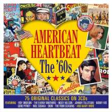 American Heartbeat - The '60s, 3 CDs