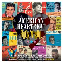 American Heartbeat: Rock N Roll / Various: American Heartbeat: Rock N Roll / Various, 3 CDs
