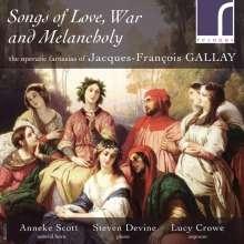 Jacques Francois Gallay (1795-1864): Opernfantasien, CD