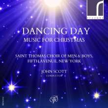 Saint Thomas Choir of Men & Boys Fifth Avenue New York - Dancing Day, CD