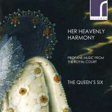 Her Heavenly Harmony - Profane Music from the Royal Court, CD