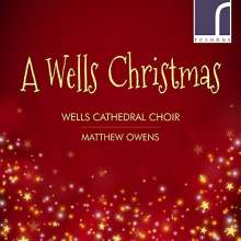 Wells Cathedral Choir - A Wells Christmas, CD