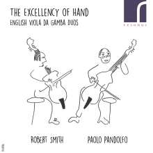 Robert Smith & Paolo Pandolfo - The Excellency of Hand, CD