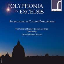 Claudio Dall' Albero: Geistliche Chormusik, CD