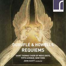 Herbert Howells (1892-1983): Requiem, CD