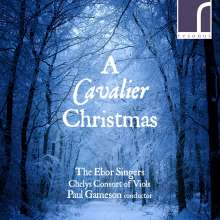 The Ebor Singers - A Cavalier Christmas, CD