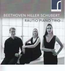 Ferdinand Hiller (1811-1885): Klaviertrio, CD