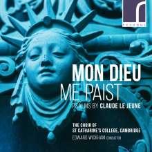 Claude Le Jeune (1528-1600): Psalmen, CD