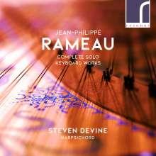Jean Philippe Rameau (1683-1764): Cembalowerke (Ges.-Aufn.), 3 CDs