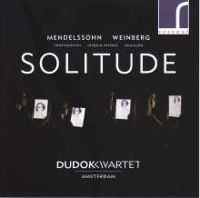 Dudok Kwartet - Solitude, CD