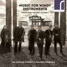 English Cornett & Sackbut Ensemble - Music For Windy Instruments, CD