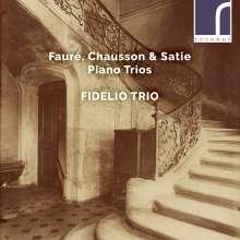 Fidelio Trio - Faure / Chausson / Satie, CD