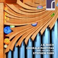 Johann Sebastian Bach (1685-1750): Partiten BWV 766-768,770, CD