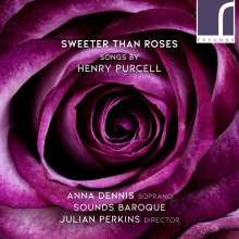 "Henry Purcell (1659-1695): Lieder ""Sweeter than Roses"", CD"