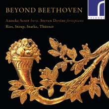 Anneke Scott - Beyond Beethoven, CD