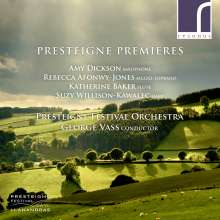 Presteigne Festival Orchestra - Presteigne Premieres (New Music for String Orchestra), CD