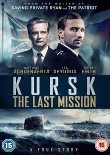 Kursk: The Last Mission (2018) (UK Import), DVD