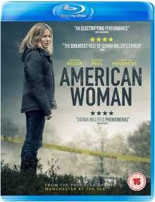 American Woman (2018) (Blu-ray) (UK Import), Blu-ray Disc
