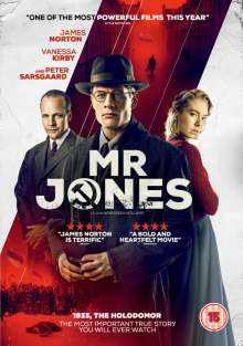 Mr. Jones (2019) (UK Import), DVD