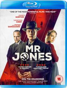 Mr. Jones (2019) (Blu-ray) (UK Import), Blu-ray Disc