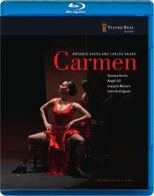 Antonio Gades & Carlos Saura - Carmen, Blu-ray Disc