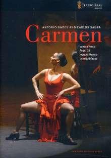 Antonio Gades & Carlos Saura - Carmen, DVD