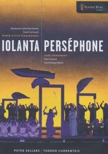 Igor Strawinsky (1882-1971): Persephone, DVD