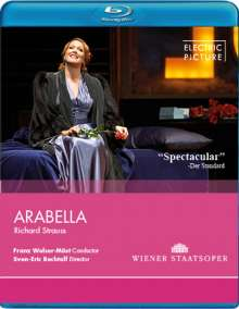 Richard Strauss (1864-1949): Arabella, Blu-ray Disc