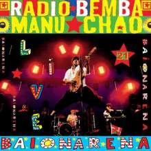 Manu Chao: Baionarena, 2 CDs
