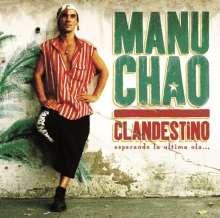 Manu Chao: Clandestino (Re-Release), CD