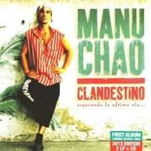 Manu Chao: Proxima Estacion, CD