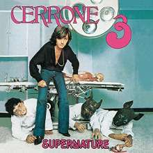 Cerrone: Supernature (remastered) (Pale Green Vinyl) (LP + CD), 2 LPs