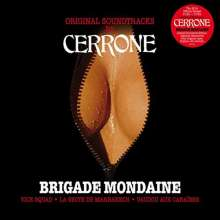 Cerrone: Filmmusik: Brigade Mondaine: The Original Sound (Limited Numbered Edition) (3 LP + 3 CD), 3 LPs