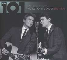 The Everly Brothers: Cathy's Clown: The Best Of The Everly Brothers, 4 CDs