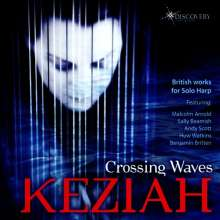 Keziah Thomas - Crossing Wave, CD