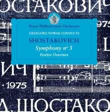Dmitri Schostakowitsch (1906-1975): Symphonie Nr.5, CD