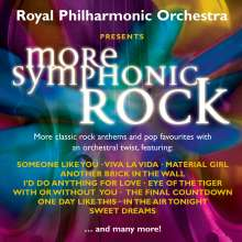 Royal Philharmonic Orchestra: More Symphonic Rock, CD