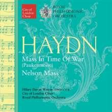 Joseph Haydn (1732-1809): Messen Nr.9 & 11 (Pauken-& Nelsonmesse), CD