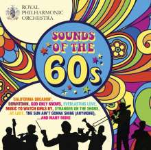 Royal Philharmonic Orchestra: Sounds of the 60s, CD