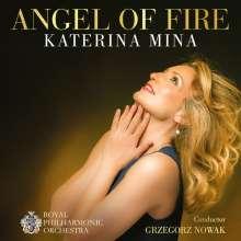 Katerina Mina - Angel of Fire, CD