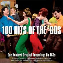 100 Hits Of The '60s, 4 CDs