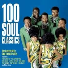 100 Soul Classics, 4 CDs