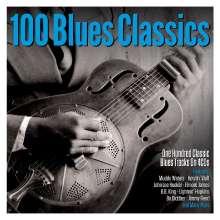 100 Blues Classics, 4 CDs