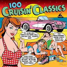 100 Cruisin' Classics, 4 CDs