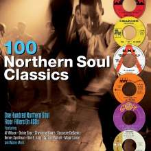 100 Northern Soul Classics, 4 CDs