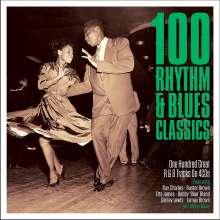 100 Rhythm & Blues Classics, 4 CDs