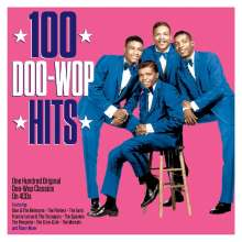 100 Doo-Wop Hits, 4 CDs