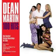 Dean Martin: 100 Hits, 4 CDs