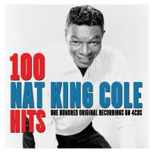 Nat King Cole (1919-1965): 100 Hits, 4 CDs